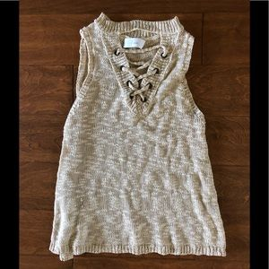 Evereve Knit Top
